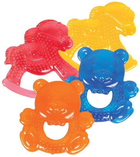 Прорезыватель Курносики с водой Любимые игрушки