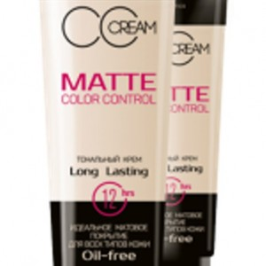 "Тональный крем ""CC CREAM MATTE COLOR CONTROL"""