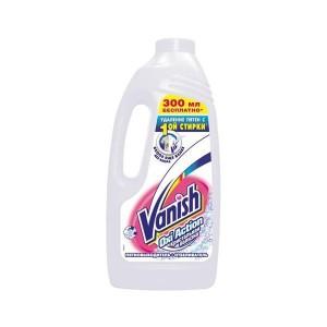 Пятновыводитель и отбеливатель Vanish Oxi Action «Кристальная белизна», 2 л