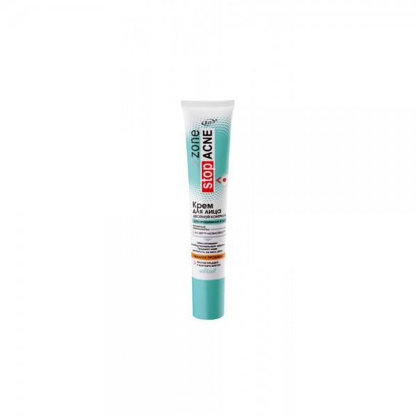 Крем для проблемной кожи лица Zone Stop Acne