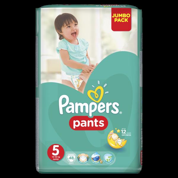 Подгузники трусики Памперс Pants
