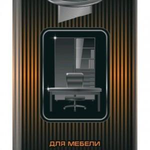 Салфетки для мебели влажные Вестар 20 шт