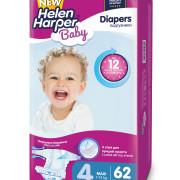 Детские подгузники Helen Harper Baby (вариативная позиция)