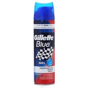 Гель для бритья Жиллетт Защита