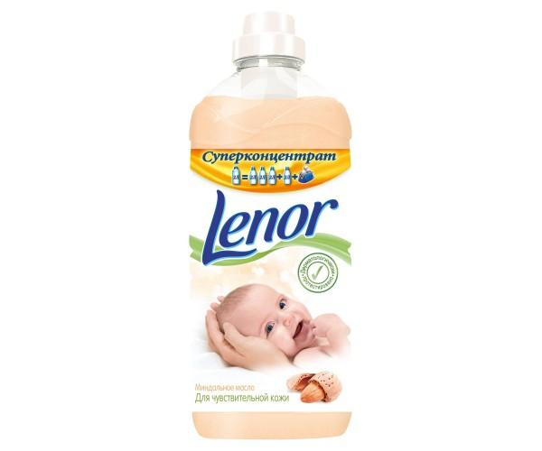Ленор миндальное масло для чувствительной кожи 2 л