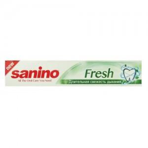 Зубная паста Санино Длительная свежесть 100 мл