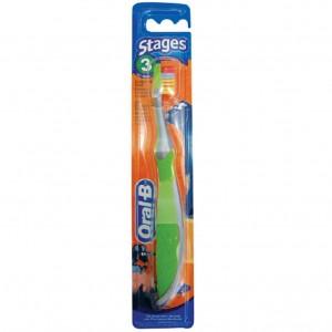Орал-Би зубная щетка для детей 5-7 лет