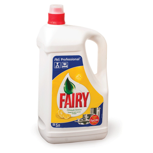 Фейри Эксперт для мытья посуды 5 литров