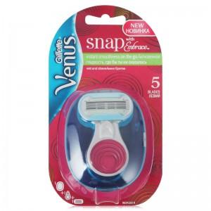Venus Embrace SNAP Бритва, с 1 сменной кассетой