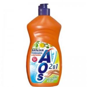 АОС Жидкость для мытья посуды, 500 мл