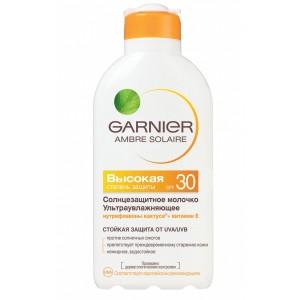 Garnier Амбр Солер ультраувлажняющее солнцезащитное молочко