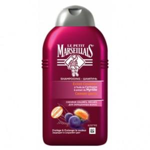 Шампунь для окрашенных волос Голубика и Масло Сафлоры 250 мл