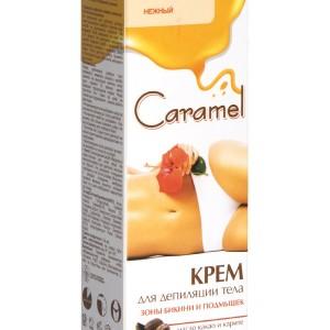 Крем для депиляции Бикини Карамель,100 мл