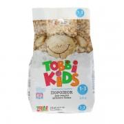 Стиральный порошок Тобби Кидс для детей от 1 до 3 лет, 2,4 кг