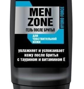 MENZONE гель после бритья для чувствительной кожи, 100 мл