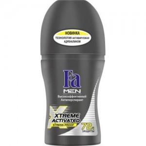 Роликовый дезодорант Фа для мужчин, 80 мл в ассортименте