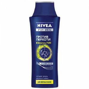 Шампунь для волос Нивея для мужчин, 250 мл