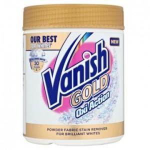 Ваниш Голд (Vanish Gold Oxi Action) пятновыводитель+отбеливатель