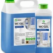 Средство для чистки сантехники WC-gel
