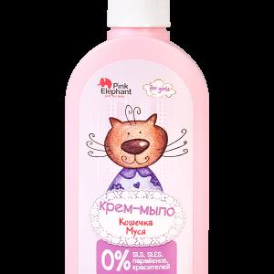 Крем мыло Кошечка Муся, 250 мл