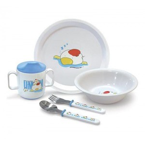 Набор посуды (5 предметов)