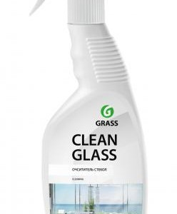 Очиститель для стекол и зеркал Clean glass, (Grass) 600 мл