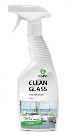 Очиститель для стекол и зеркал Clean glass, 600 мл