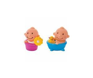 Непоседы игрушки брызгалки для ванны