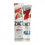 Зубная паста Zact CJ Lion с эффектом отбеливания кофейного и никотинового налета,150 гр