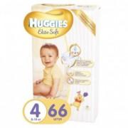 Подгузники Huggies (Хаггис) Элит Софт 8-14 кг 66 шт