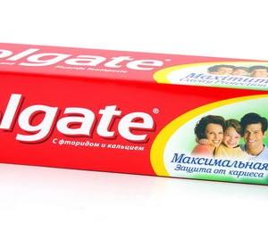 Колгейт зубная паста Двойная мята