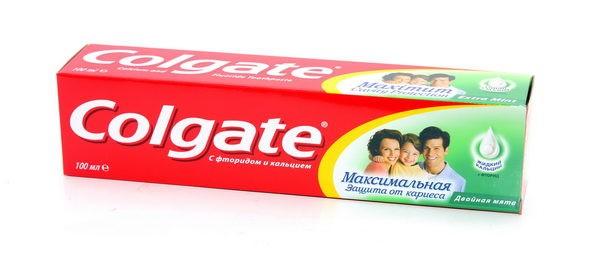 Колгейт зубная паста Двойная мята (Colgate)