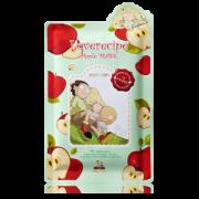 Маска для лица с экстрактом яблока SALLY`S BOX