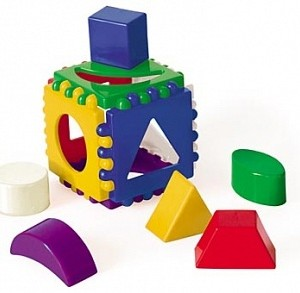 Маленький логический куб