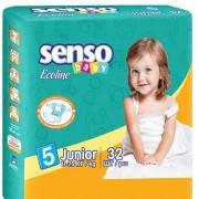 Подгузники Senso Baby Ecoline
