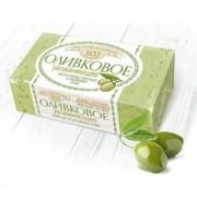 Увлажняющее оливковое мыло «Заводъ братьевъ Крестовниковыхъ» 150 гр