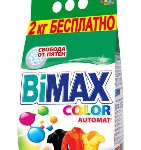 Бимакс для цветного белья, 6 кг