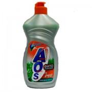 """AOS (АОС) для мытья посуды """"Фитокомплекс 7 трав"""""""