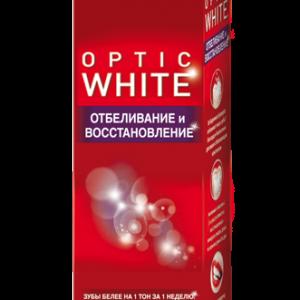 Зубная паста Optic White Отбеливание и восстановление 75 мл, Colgate (Колгейт)