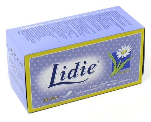 Прокладки Lidie (Лидия) нормал део 50 шт