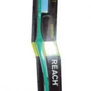 Зубная щетка Рич (Reach) Control, средней жесткости