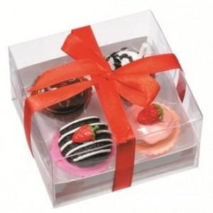 """Набор детских блесков для губ """" Cupcake Shoppe"""""""