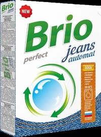 Брио Автомат для всех видов тканей, кроме шерсти и шелка, 400гр.