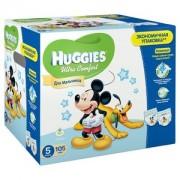 Huggies Подгузники для мальчиков Ultra Comfort (Хаггис Ультра Комфорт) мегабокс