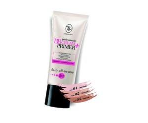 Увлажняющий крем тон и основа под макияж professional BB CREAM+PRIMER