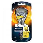 Бритва Gillette Fusion ProShield с технологией Flexball