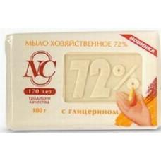 Хозяйственное мыло c глицерином 72%