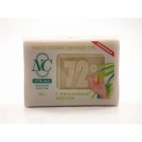Мыло хозяйственное 72%, с пальмовым маслом, 180 г