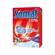 Соль для посудомоечной машины Сомат 1,5 кг