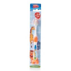 Детская зубная щетка на присосках от 4 до 8 лет